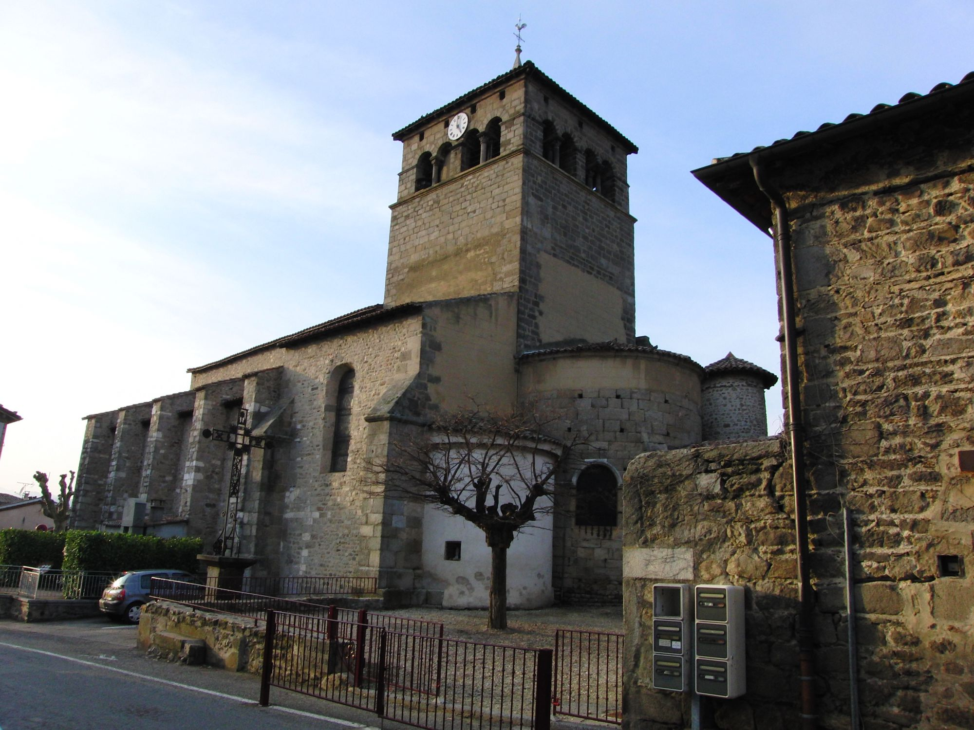 Eglise de Taluyers